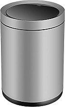 KUKU Cubo De Basura Automático De 15 L De Acero