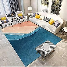 Kunsen alfombras de habitacion Grande sofá Cama