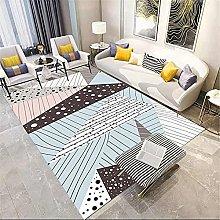 Kunsen Decoracion de Salones alfombras pie de Cama