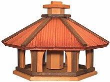 KWL2-SPM - Pajarera de madera