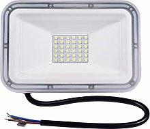Kymzan - Proyector LED, 20 W/30 W/50 W,