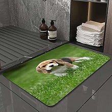 La Alfombra de baño es Suave y cómoda,