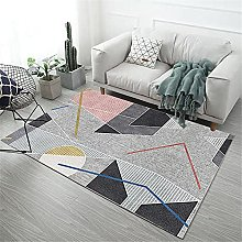 La alfombras Alfombra para niños Rosa Gris Negro