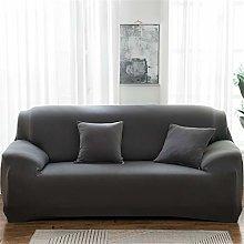 La Funda De Sofá Elástica De Color Sólido para