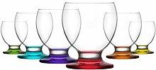 LA&V NEC14 LAV cristalería, vidrio