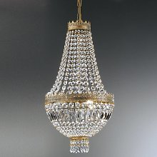 Lámpara colgante CUPOLA cristal