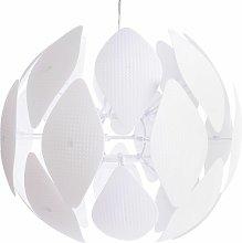 Lámpara colgante de diseño, foco de techo