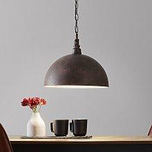 Lámpara colgante de diseño industrial Leitung