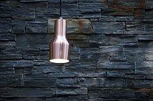 Lámpara colgante de diseño industrial Segal