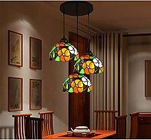 Lámpara Colgante De Tiffany Pequeña Lámpara De