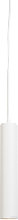 Lámpara colgante diseño blanca - TUBA Small
