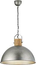 Lámpara colgante industrial acero - ARTI