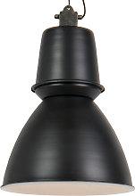 Lámpara colgante industrial grande negra - GIGANTA
