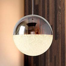 Lámpara colgante LED esférica Sphere