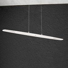 Lámpara colgante LED Sabira alargada