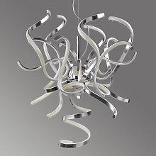 Lámpara colgante LED Weed con iluminación intensa