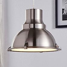 Lámpara colgante Letty en estilo industrial