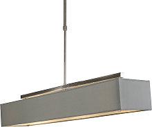 Lámpara colgante moderna gris - VT 1