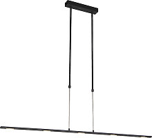 Lámpara colgante moderna negra LED - BOLD