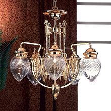 Lámpara de araña Budapest - 5 llamas