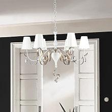 Lámpara de araña Intreccio modelada