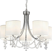 Lámpara de araña NINA elegante y moderna