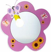 Lámpara de espejo de pared iluminación de