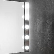 Lámpara de espejo LED Hollywood, 60 cm, 5 luces