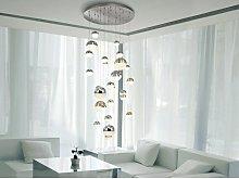 Lampara de gran formato 27 luces led SCHULLER