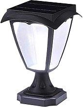 Lámpara de jardín Solar al Aire Libre LED, Luces