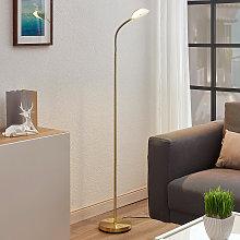 Lámpara de lectura LED Ajenne, latón