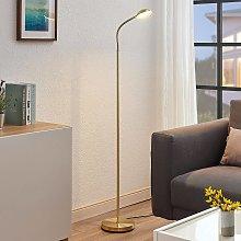 Lámpara de lectura LED Giacomo, latón