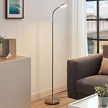 Lámpara de lectura LED Giacomo, níquel