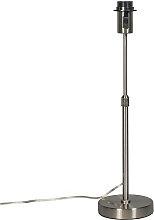 Lámpara de mesa acero ajustable - PARTE