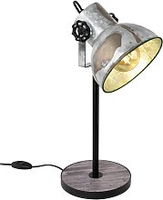 Lámpara de mesa Barnstaple en diseño industrial