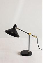 Lámpara de Mesa Clayt Negro Sklum