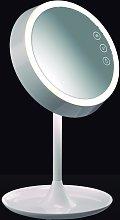 Lámpara de mesa con espejo LADY LED