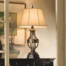 Lámpara de mesa de luz suave Augustine