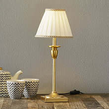 Lámpara de mesa DONATA, Ø 17,8 cm