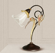 Lámpara de mesa Giuseppe florentina