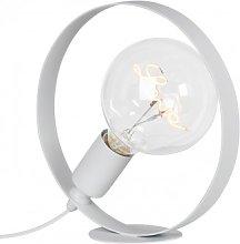 Lámpara de Mesa Ircul Blanco Sklum