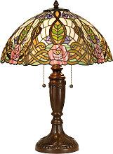 Lámpara de mesa paradisíaca Eden en estilo