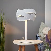 Lámpara de mesa Tornado de atractivo diseño