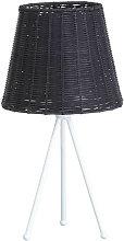 Lámpara de Mesa Yuan 22,5x22,5x37cm 7hSevenOn