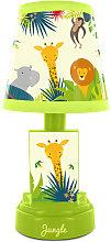 Lámpara de mesita de noche infantil, para niños