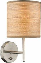 Lámpara de pared de lujo habitación para dormir