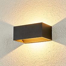 Lámpara de pared exterior LED Kjella