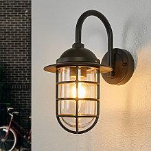 Lámpara de pared exterior Naila, diseño