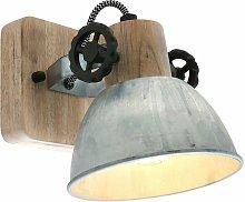 Lámpara de pared, iluminación de comedor, foco