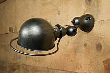 Lámpara de pared Jieldé Loft estilo vintage con